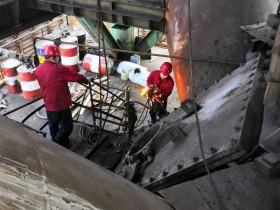 炼铁厂一线检修纪实