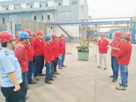 """安全处组织开展针对""""河南义马气化厂爆炸事故""""专项检查活动"""