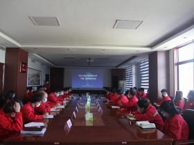 公司开展2020年《职业病防治法》宣传周活动