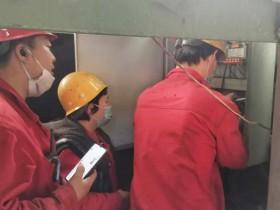 炼铁厂做好隐患排查工作